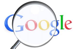 Google logo. Google søgeoptimering v. Berit Bai