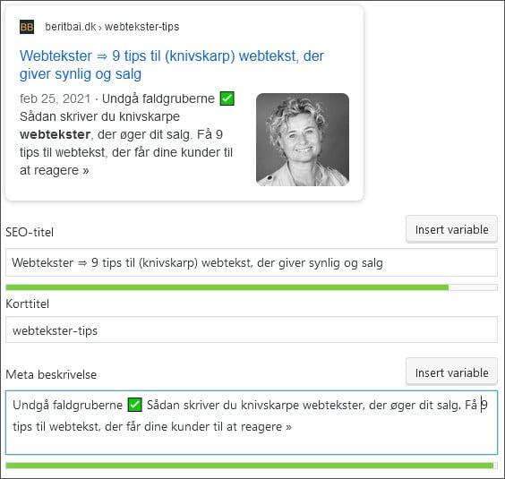 yoast preview - beritbai.dk